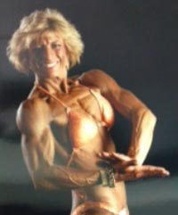 Cindy Wechsler Natural Bodybuilder