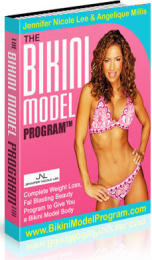 The Official Bikini Model Program