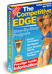 The Competitive Edge Step-By-Step Program