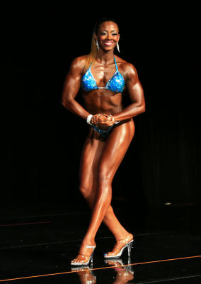 Featured Competitor Jasmine Humes