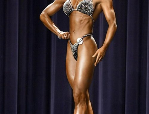 Nancy Georges – Contest Prep and Mental Coach