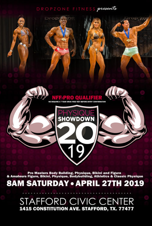 2019 NFF Physique Showdown