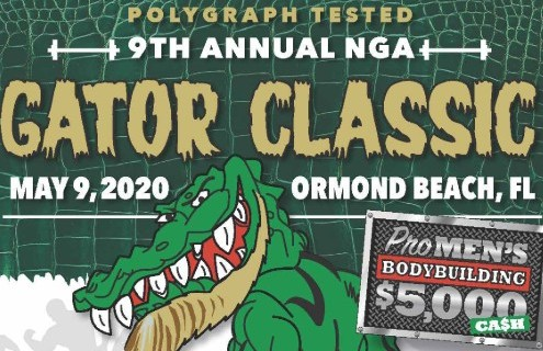 9th Annual Gator Classic 2020 th