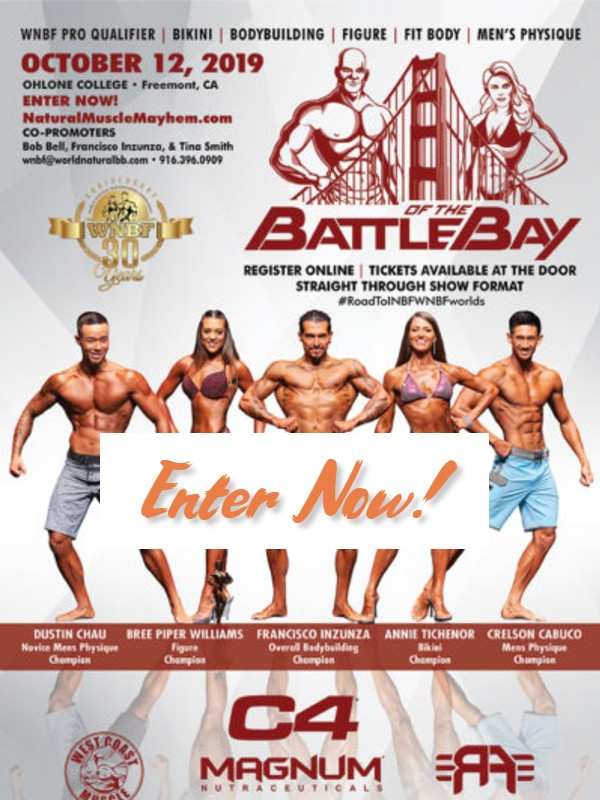 Enter the 2019 INBF Battle of the Bay
