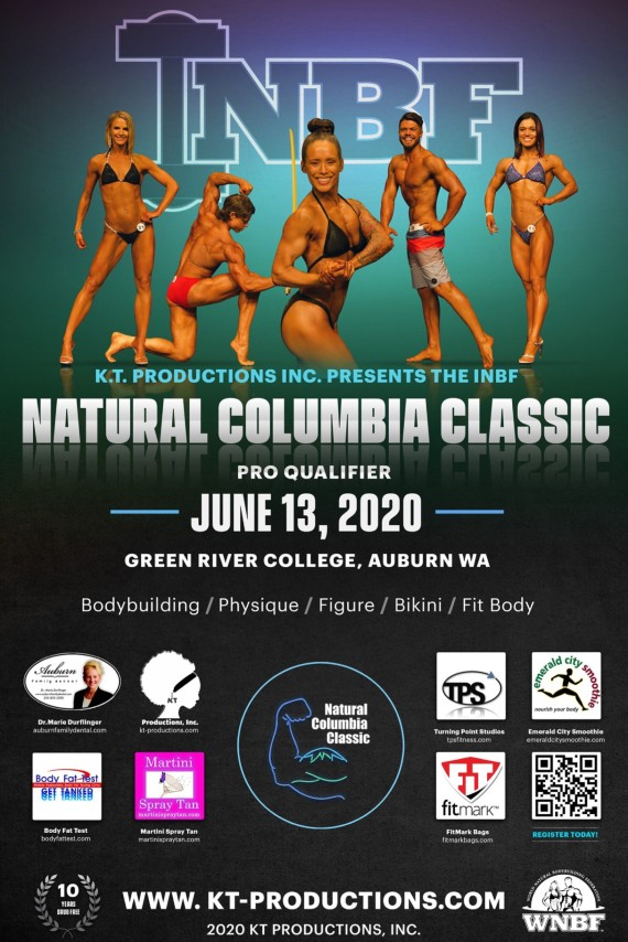 INBF Natural Columbia Classic 2020