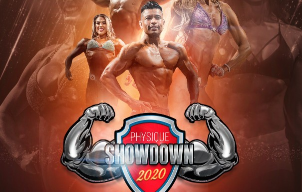 NFF Physique Showdown 2020