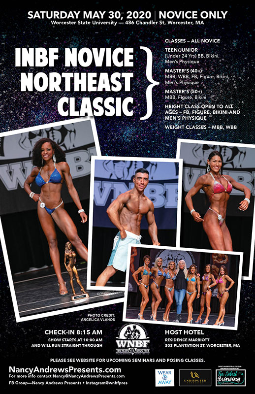 INBF NOVICE Northeast Classic
